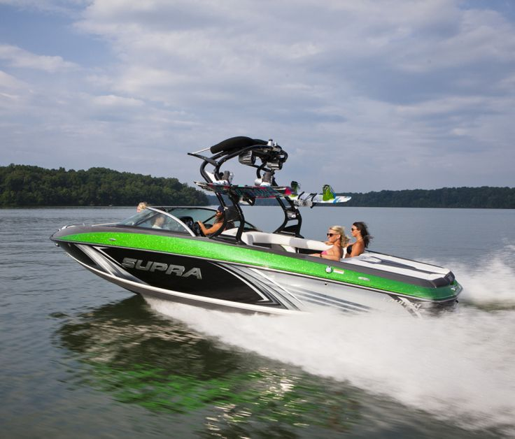 New 2014 Supra Boats Launch 242 Ski and Wakeboard Boat Photos- iboats.com