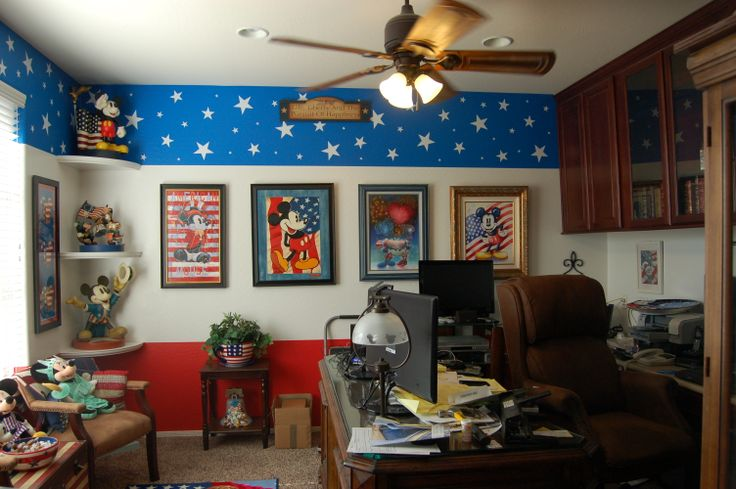 42 best images about my disney decorating on pinterest for Disney office decor