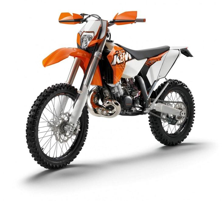 200 EXC Enduro, 2009-2010