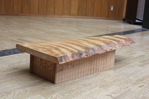 ひょうたん杢 の画像|木工教室探検隊