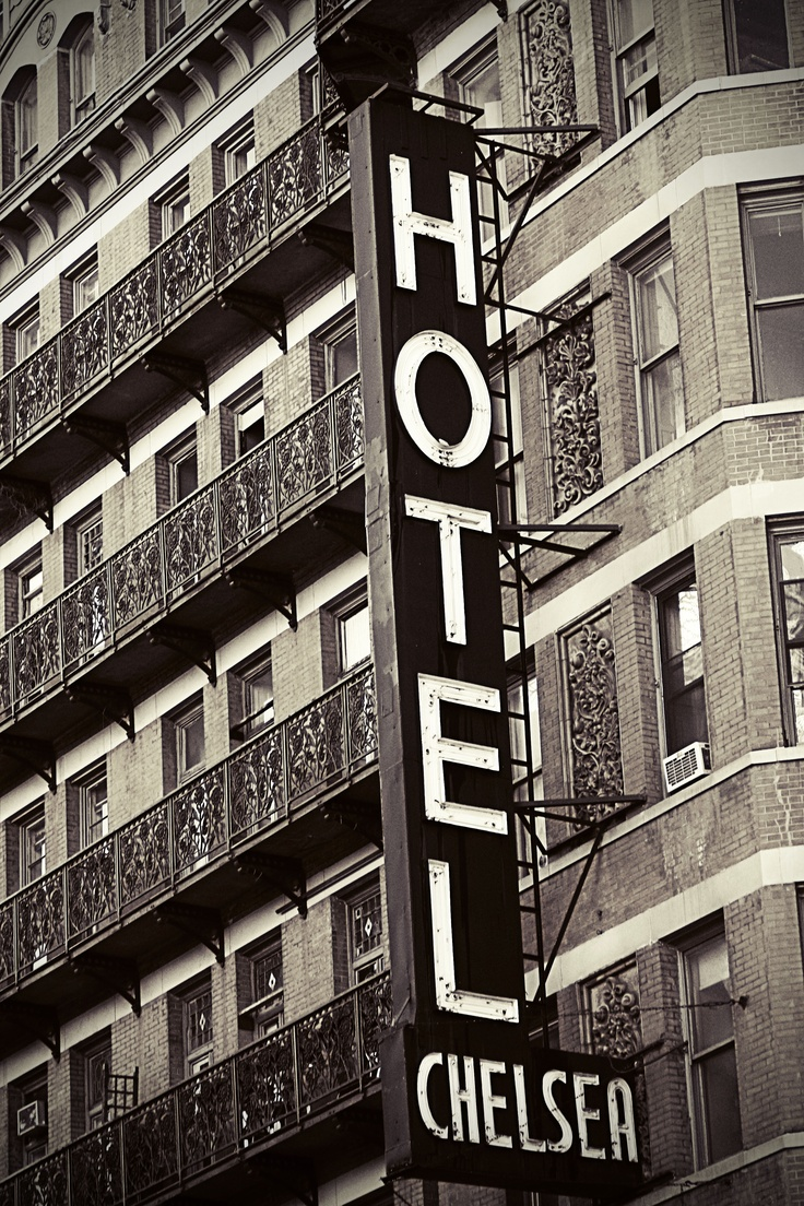107 best images about chelsea hotel nyc on pinterest new. Black Bedroom Furniture Sets. Home Design Ideas