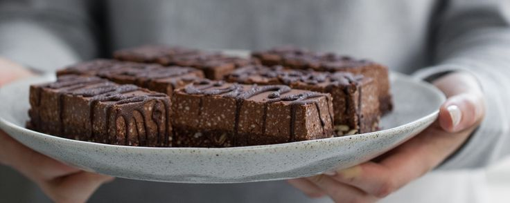 CHOCOLATE FUDGE BROWNIE - Ceres - Organic Food Distributors - Ceres Organics