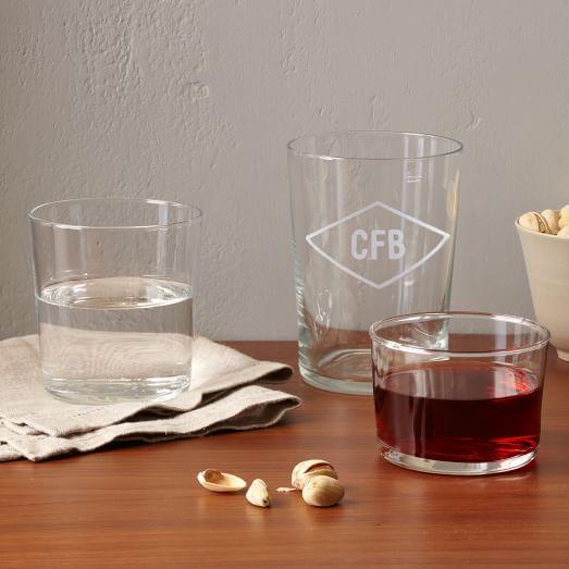 Bormioli Rocco Bodega Glassware (Set of 12) | west elm