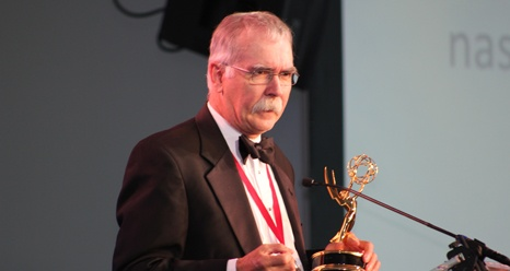 NASA - NASA Online Video Series Wins Emmy Award