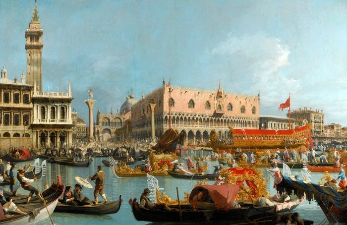 Canaletto, Rome - Londres - Venise | Caumont Centre d'Art - Site officiel