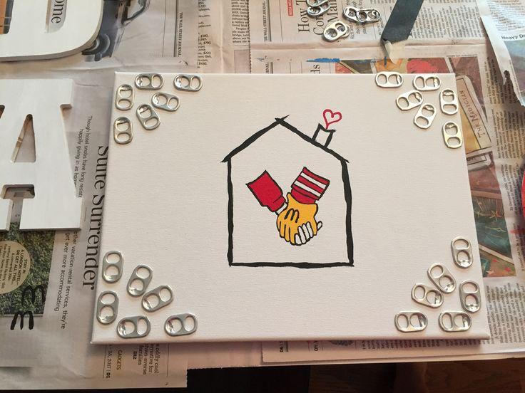 Rmhc adpi Ronald McDonald House charities The house that love built Alpha delta Pi Iowa