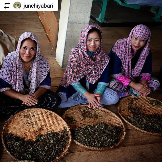 #Repost @junchiyabari with @instatoolsapp  Without our women we are naught. At home or at work. While everyday should be Woman's Day we reaffirm our commitment towards women's causes today on International Woman's Day. #JunChiyabari #organic #tea #garden #Nepal