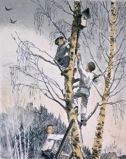картинки на дереве ссср средневековье представить