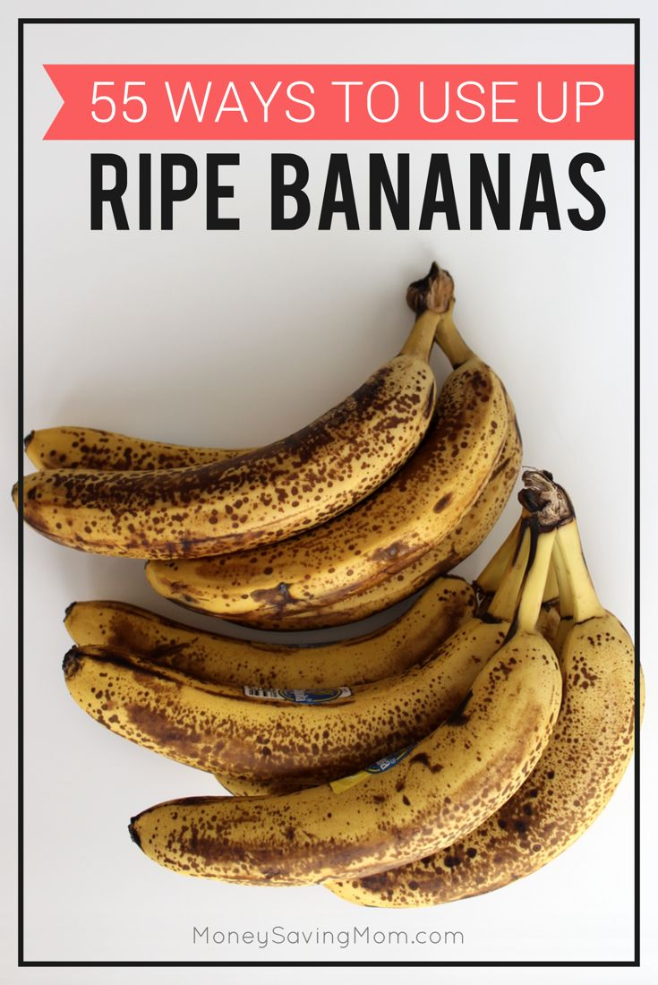 Do you often buy a bunch of bananas, only to watch them turn black on your…