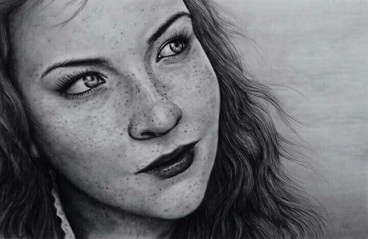 Dibujo a lápiz compuesto. Tamaño,  100 x 0.70 m aproximado. En venta