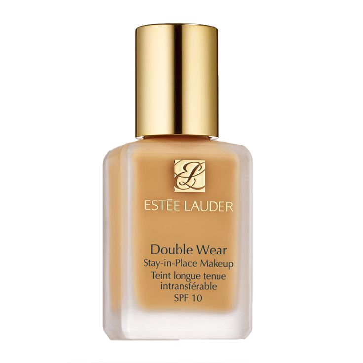 Long-wearing Estée Lauder Double Wear Stay-in-Place Makeup SPF 10 with 15-hour staying power. Looks flawless and natural. Lasts through heat, humidity, non-stop activity.  Won't...