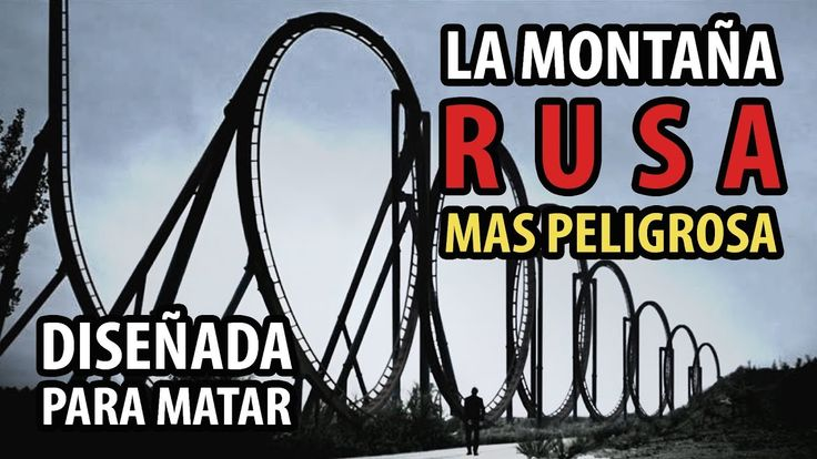 La Euthanasia Coaster, Una Montaña Rusa Diseñada Para Matar
