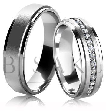 Snubní prsteny Linia 4565