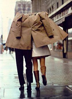 rain: Life, Style, Couple, Things, Romance, Photography, Rainy Days