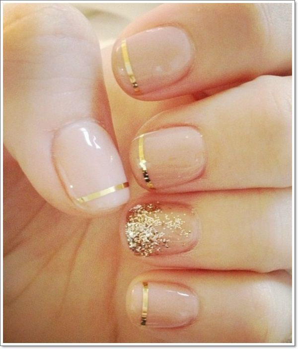 Best 25+ Simple gel nails ideas on Pinterest
