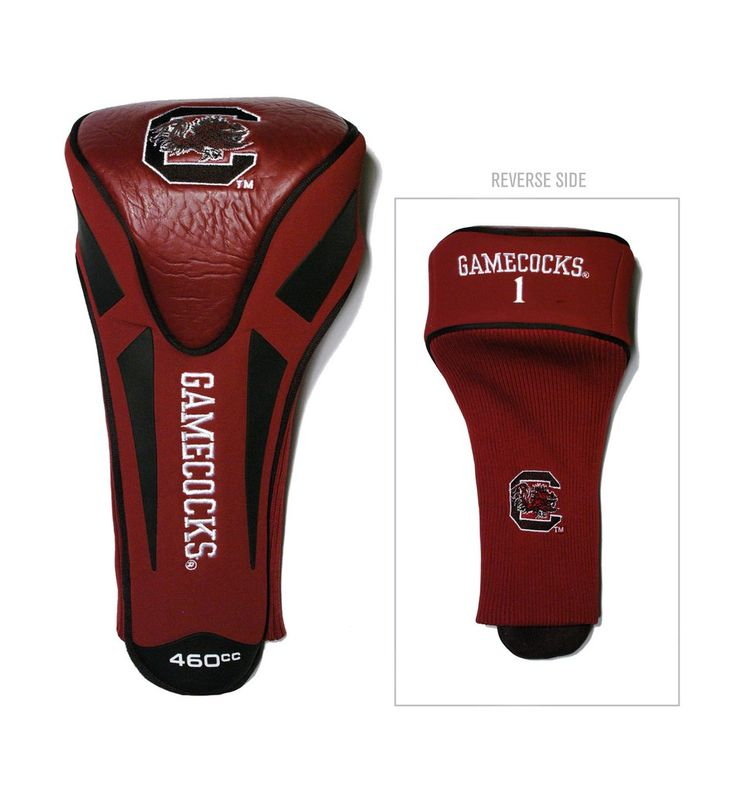 South Carolina Gamecocks Golf Headcover - Single Apex Jumbo