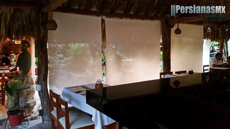 Persianas Enrollables Screen Vertilux Instaladas al Restaurante #kinichizamal ... Muchas gracias por su preferencia.  Informes y presupuestos 9993315816 y 9991014637 www.facebook.com/persianasmx  #meridayucatan #decoracion #restaurant #izamal #yucatan #Screen #rollershade #Enrollables #decor #photooftheday #palapa #verano #design #mexico #pueblomagico #gastronomia #visityucatan #arquitectura #archilovers