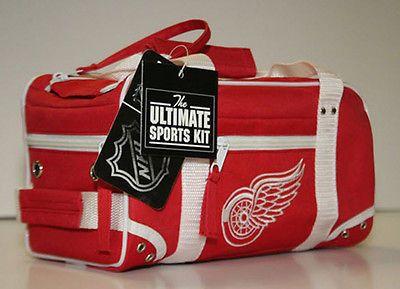 NHL Shaving Bags  #nhl #shave #travel #storage #detroitredwings #detroit
