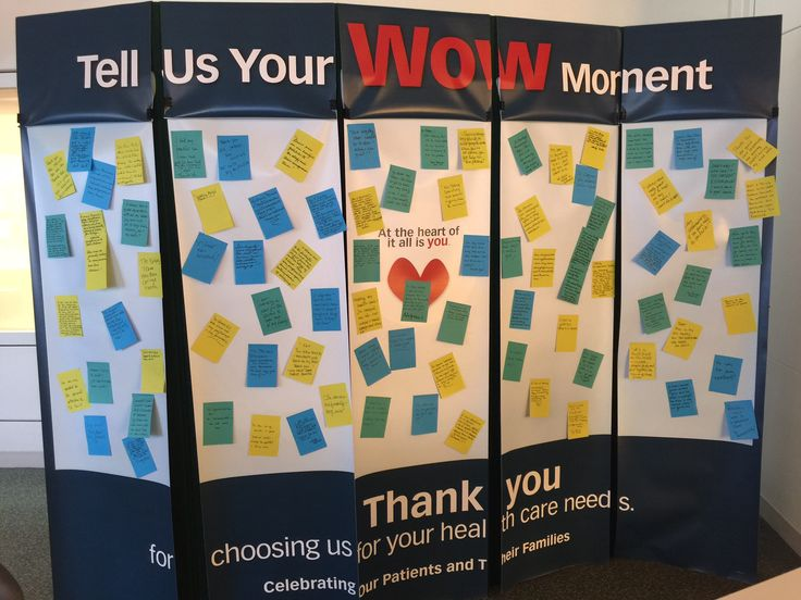 Patient Experience Week - How did you celebrate? - The Beryl ...