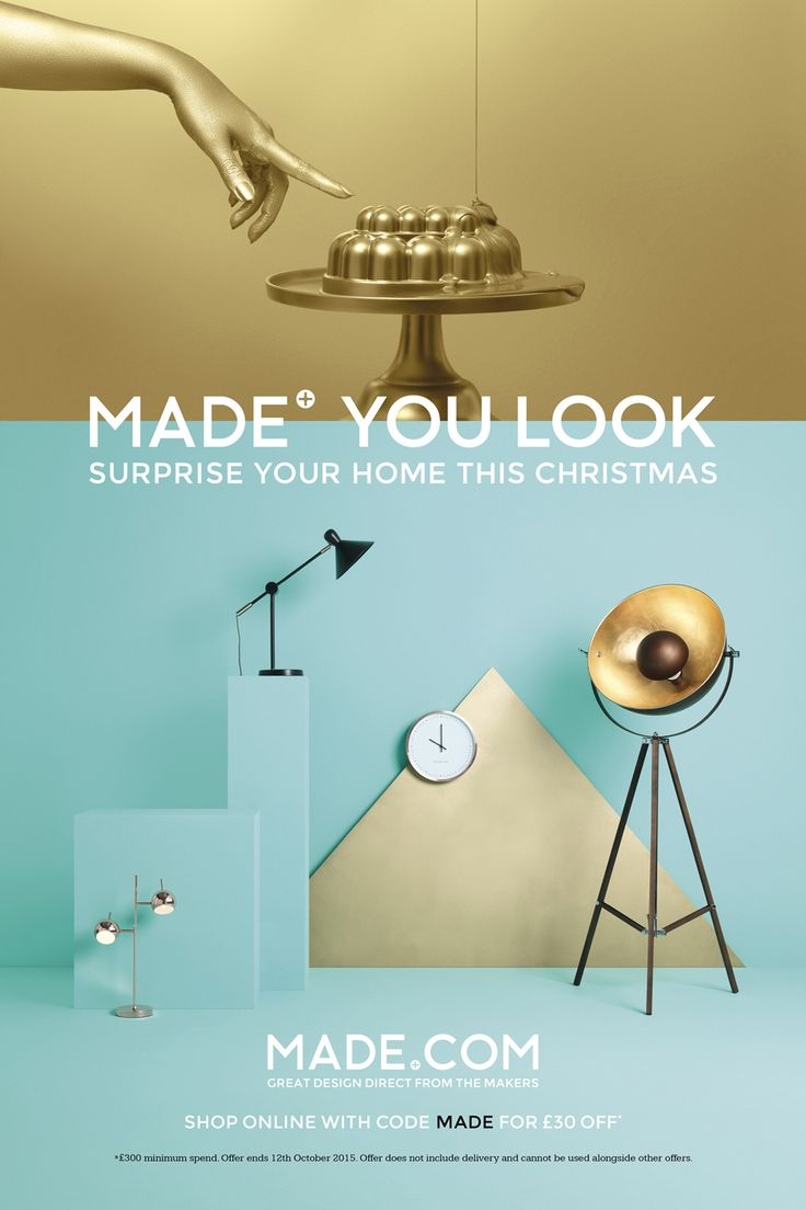 Made You Look Christmas 15 Campaign Retouching on Behance
