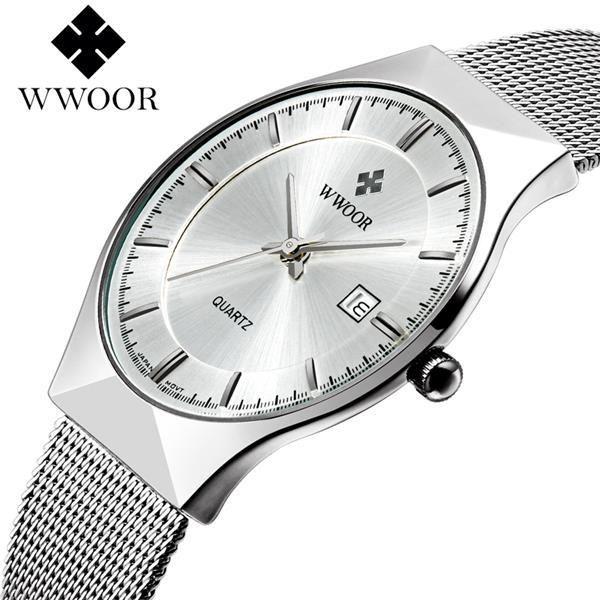 Steel Strap Casual Quartz Watch – uShopnow store