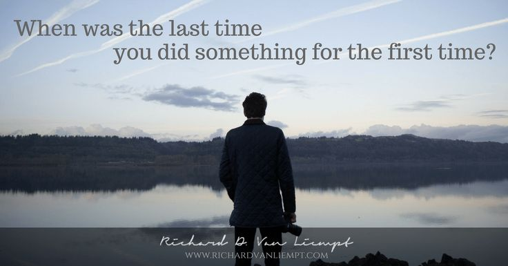 Live life to the fullest. Commit to try something new. | Online Business Marketing