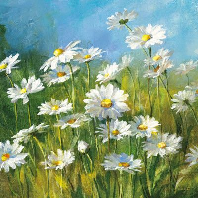 Love daisies...My favorite flower...simple and happy