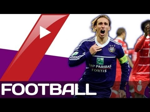 FOOTBALL -  Anderlecht v Standard Liege 2-2 | Belgian Pro League Goals  Highlights | 03-02-1013 - http://lefootball.fr/anderlecht-v-standard-liege-2-2-belgian-pro-league-goals-highlights-03-02-1013-2/