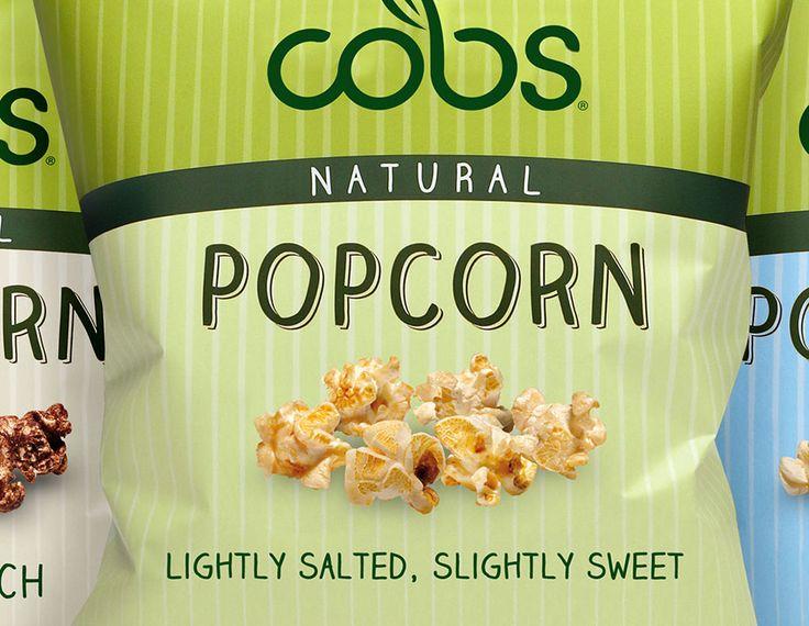 Cobs Popcorn Natural Packs - Watts Design