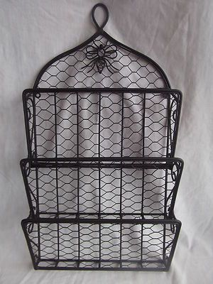 15 best wall mounted magazine rack images on pinterest for French country magazine online
