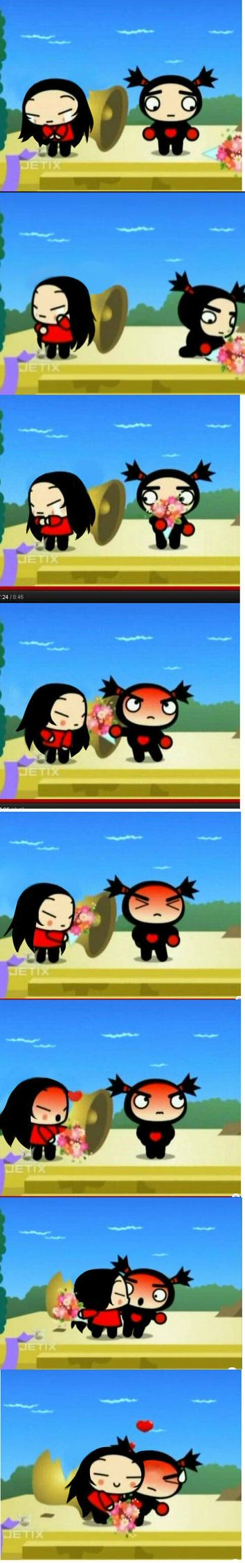 pucca Omg I remember this show!