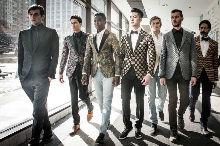 Toronto Men's Fashion Week 2015 for Garrison Bespoke Toronto. Photography by @latelierphotos #suits #mensfashion #toronto #suitandtie #tom