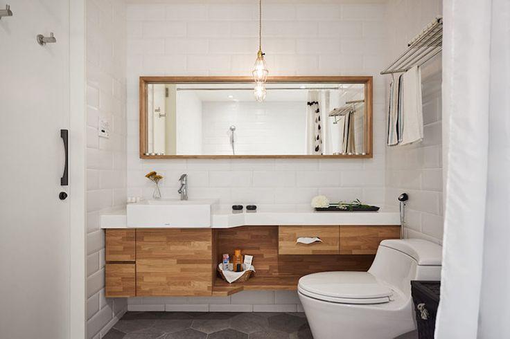77平米北欧简约风格一室一厅装修案例