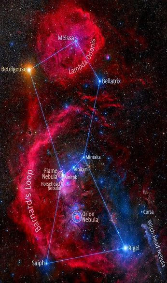 The constellation of #Orion is rich with impressive #nebulas. Of the many…