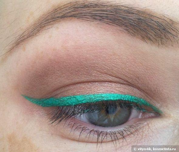 Wet n Wild Mega Liner Liquid Eyeliner E863 Turquoise ...