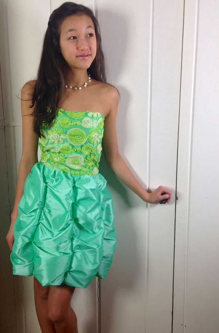 136 Best Wearing Color - Tween And Teen Special Occasion -8056