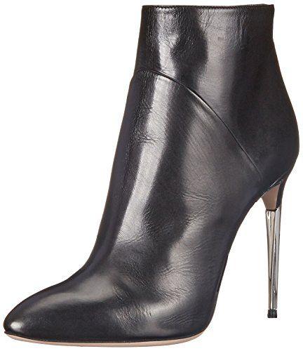 Sebastian Women's B Ankle Boot, Black, 37 EU/6.5 M US Sebastian