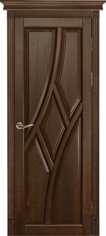 Двери Глория орех Ока массив ольхи в г. Гомель. Отзывы. Цена. Купить. Фото. Характеристики.