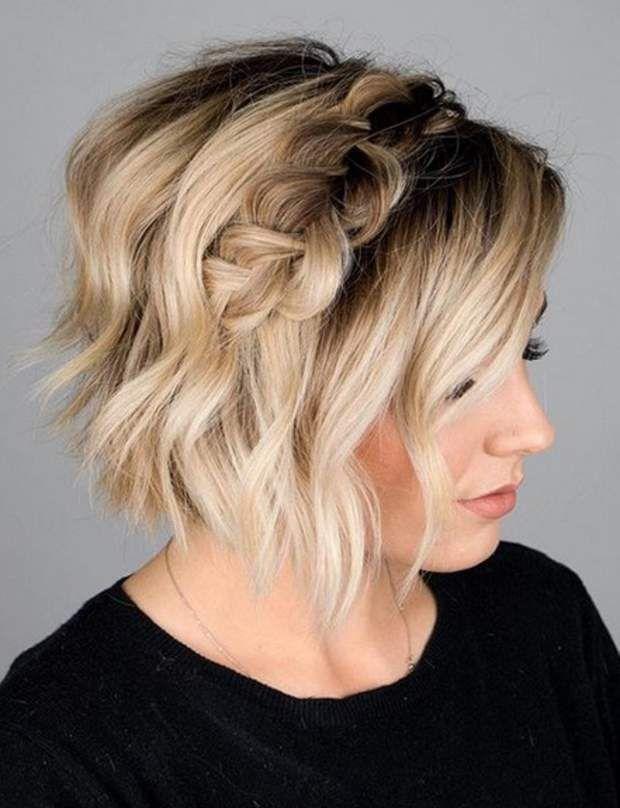 Mariage : nos idées de coiffures pour cheveux courts