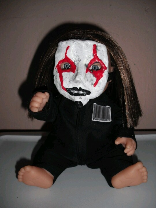 Crocheting Videos Slipknot : 1000+ images about when i was little on Pinterest Bride of chucky ...