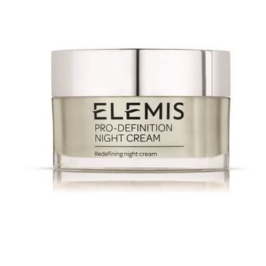 Buy Elemis Pro-Definition Night Cream 50ml and other Elemis products all with FREE shipping at TreatYourSkin.com