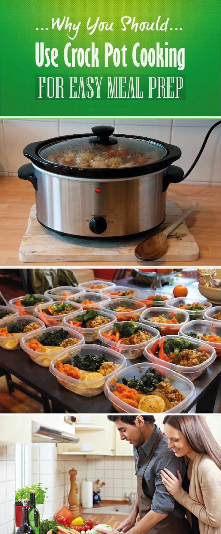 Crock pot cooking may be the best thing to come into a fit guy's life: no hassle, cleanup is easy and you can prep meals for the week (plus date night.)