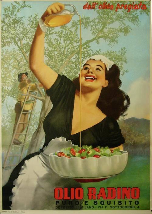 vintage Italian poster#Repin By:Pinterest++ for iPad#