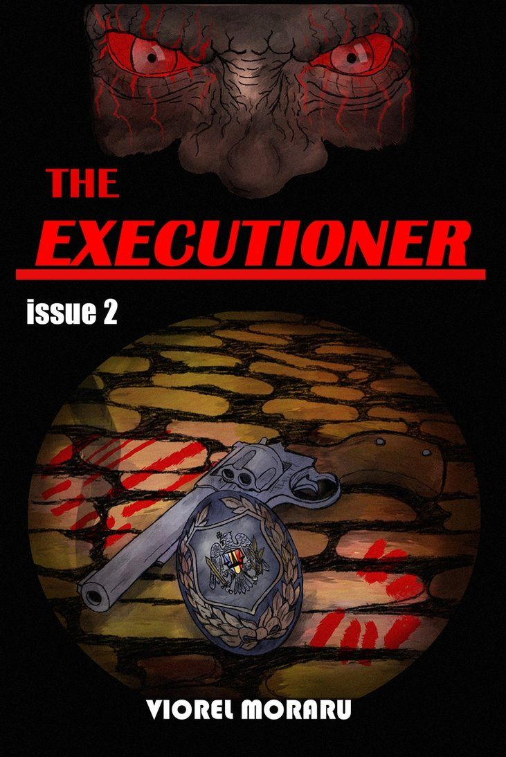 The Executioner - issue 2 - indie comic book