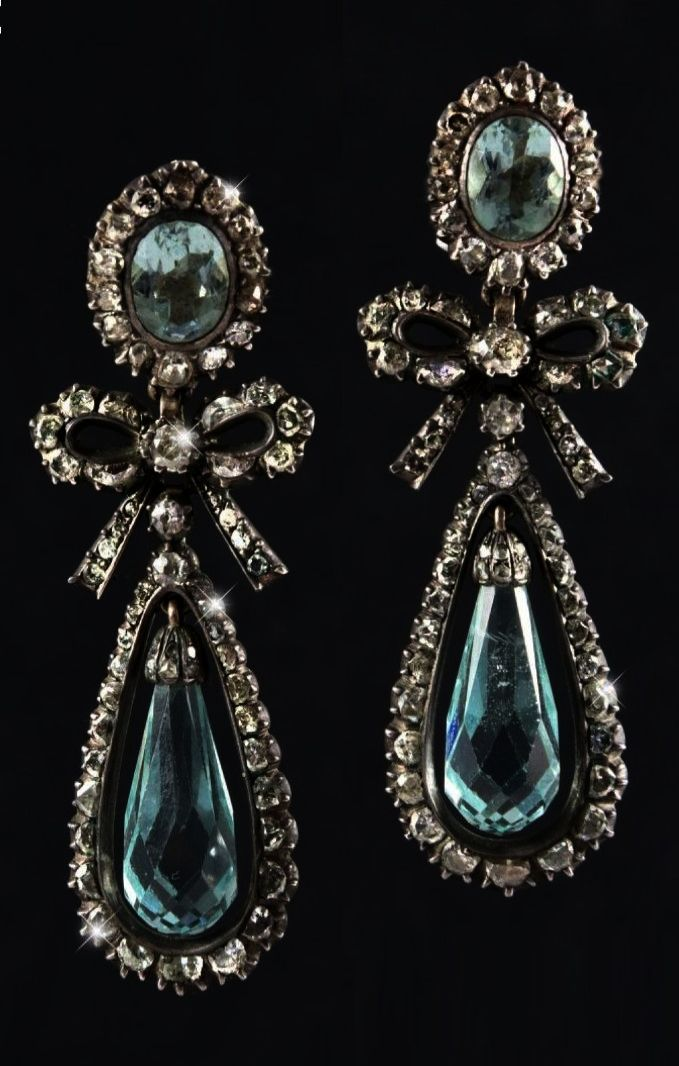 Antique Earrings Ebay Uk Vintage Jewelry Dealers