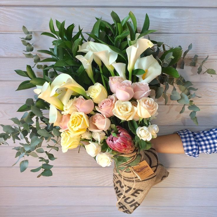 ramo de flores florster barcelona