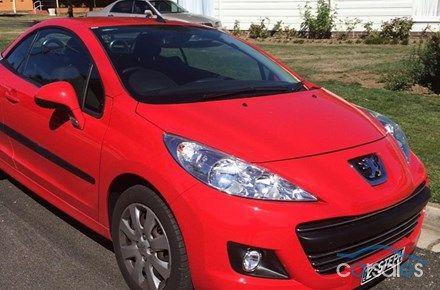 2010 Peugeot 207 CC Auto MY10