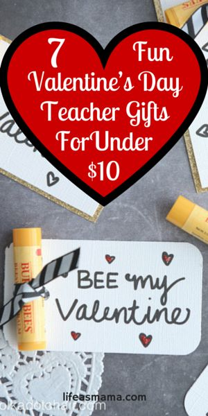 479 best teacher appreciation gifts images on pinterest gift 7 fun valentines day teacher gifts for under 10 negle Images