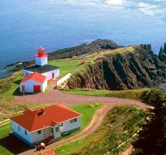 Cape D'or from the article Top ten romantic accommodations in Nova Scotia