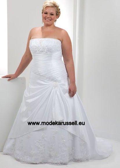 25 best Abiti da Sposa Taglie Forti images on Pinterest | Wedding ...